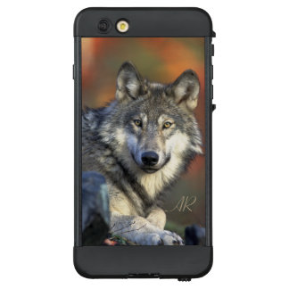 Wild Wolf LifeProof NÜÜD iPhone 6 Plus Case