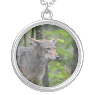 Wild Wolf Pendants