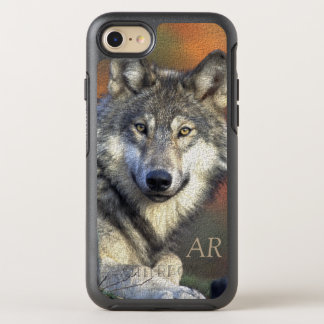 Wild Wolf OtterBox Symmetry iPhone 8/7 Case