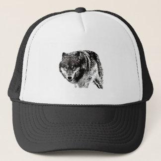 Wild Wolf Trucker Hat
