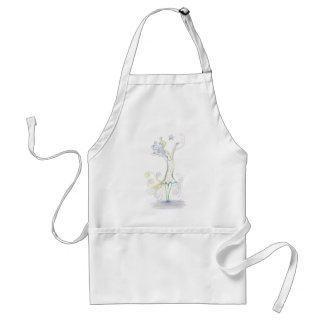 Wild Woman Adult Apron