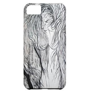 Wild Woman iPhone 5 case