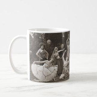 Wild Women Dance 1924 Coffee Mug