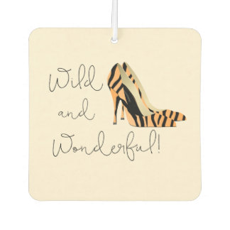 Wild Wonderful Heels Air Freshener