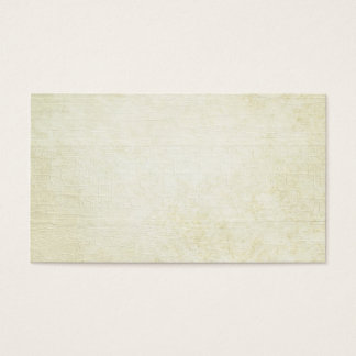 Wild Wood White background Business Card