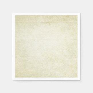 Wild Wood White background Paper Napkin