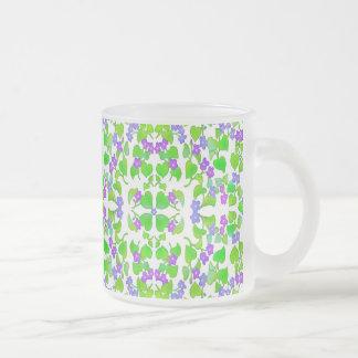 Wild Woodland Violets Mug