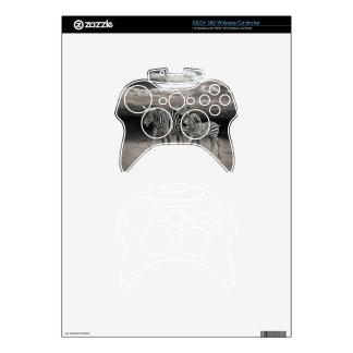 Wild Zebra Socialising in Africa Xbox 360 Controller Decal