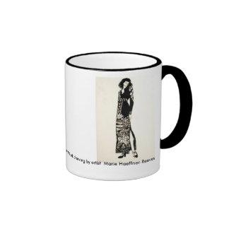 WildAnimalPrint Fashions from the 70 s Mug