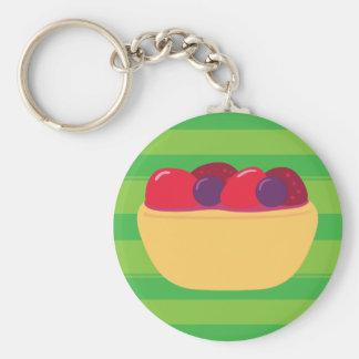 Wildberry Tart Keychain