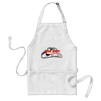 wildbill001 adult apron