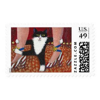 Wildboy And The Rockettes Stamps