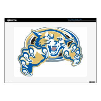 """Wildcat 15"""" Laptop Decals"""