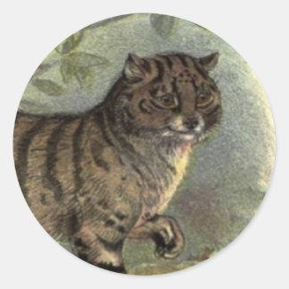 Wildcat Art stickers