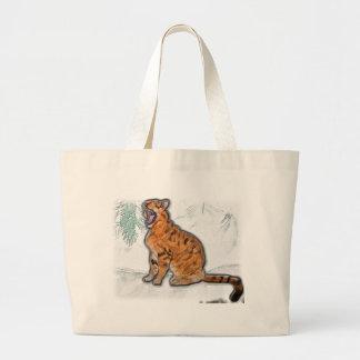 wildcat canvas bag