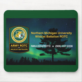 Wildcat Battalion Mouse Pad