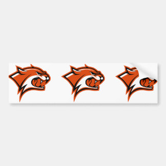 Wildcat bumper Sticker
