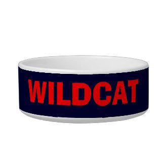 Wildcat Cat Food Bowl