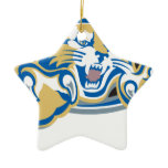 Wildcat Christmas Tree Ornaments