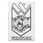 WILDCAT COMMUNICATIONS LOGO- FOR IPAD CASE FOR THE iPad MINI