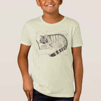 Wildcat Drawing apparel T-Shirt