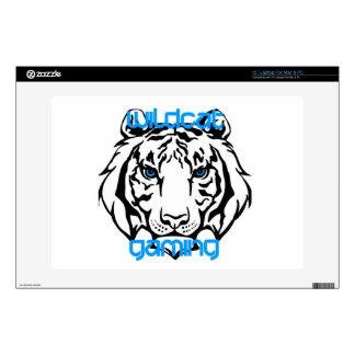 WILDCAT GAMING Premium Laptop Skin (Mac and PC)