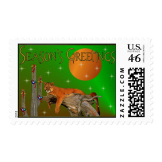 Wildcat Greetings Postage Stamps