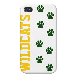 Wildcat iphone case iPhone 4/4S cases