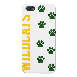 Wildcat iphone case