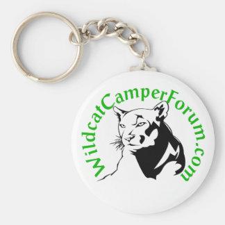 Wildcat Key chain -Green