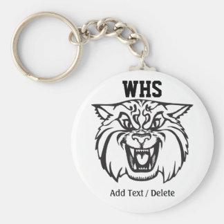 Wildcat Keychain - SRF