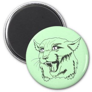 Wildcat Refrigerator Magnet
