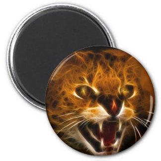 Wildcat Refrigerator Magnets