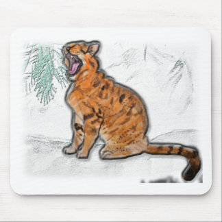 wildcat mouse pad
