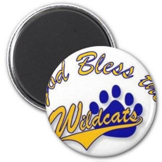 wildcat pin magnets