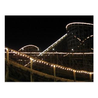 Wildcat Roller Coaster Hersheypark Postcard