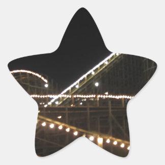 Wildcat Roller Coaster Hersheypark Star Stickers