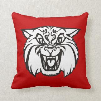 Wildcat  - SRF Throw Pillow