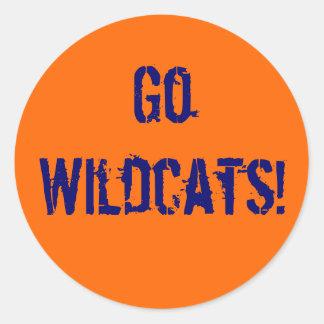 Wildcat Stickers