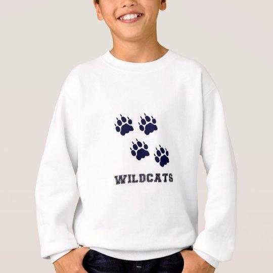 Wildcat Tracks Sweatshirt