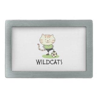 Wildcats Belt Buckle