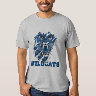 Wildcats Breaking The Weak Shirts