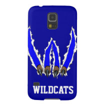 wildcat, wildcats, claws, ripping through, al rio, team, sports, art, drawing, illustration, [[missing key: type_casemate_cas]] com design gráfico personalizado