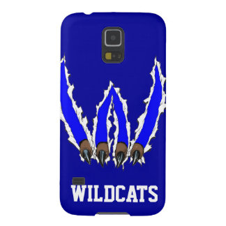 Wildcats Claw Ripping Through Design Cases For Galaxy S5