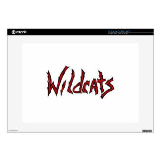 Wildcats Decals For Laptops