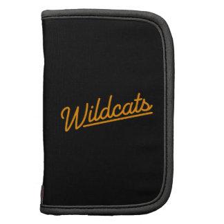 Wildcats in orange organizers