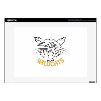Wildcats Laptop Decal
