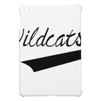 Wildcats Lettering iPad Mini Case