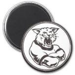 Wildcats Mascot Magnets