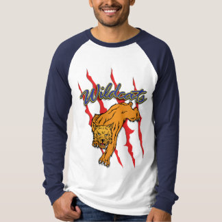 Wildcats Mascot T-Shirt